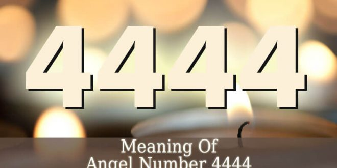 4444 Angel Number