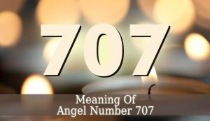 707 Angel Number