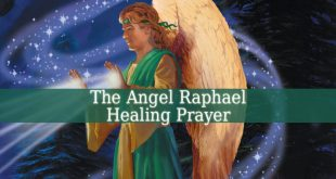 Angel Raphael Healing Prayer