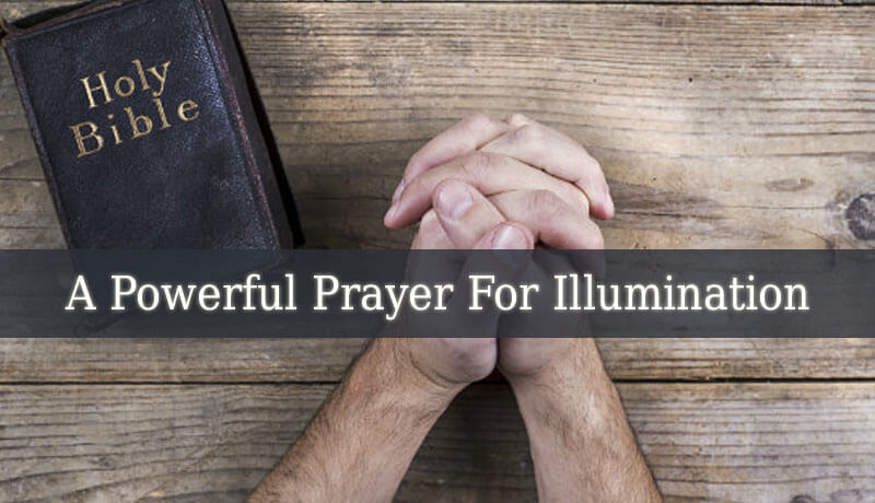 A Powerful Prayer For Illumination - Guardian Angel Guide