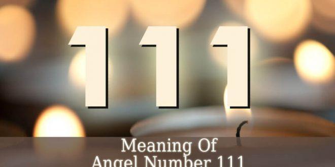111 Angel Number