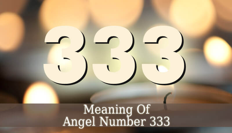 Angel Number 333 - Seeing 333 And Waking Up At 3:33