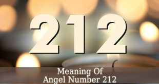 212 Angel Number