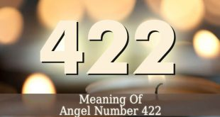 422 Angel Number