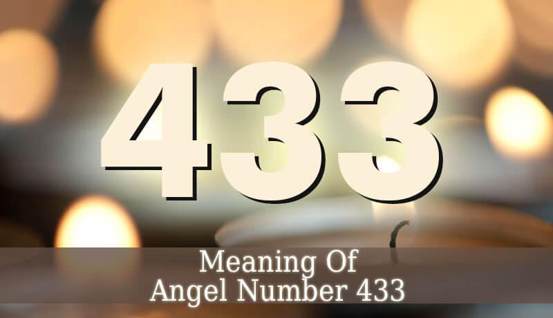 433 Angel Number - The Spiritu...