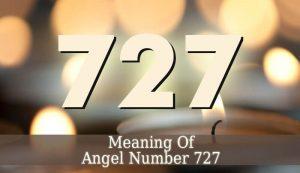 727 Angel Number