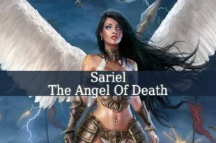 Sariel Angel Of Death