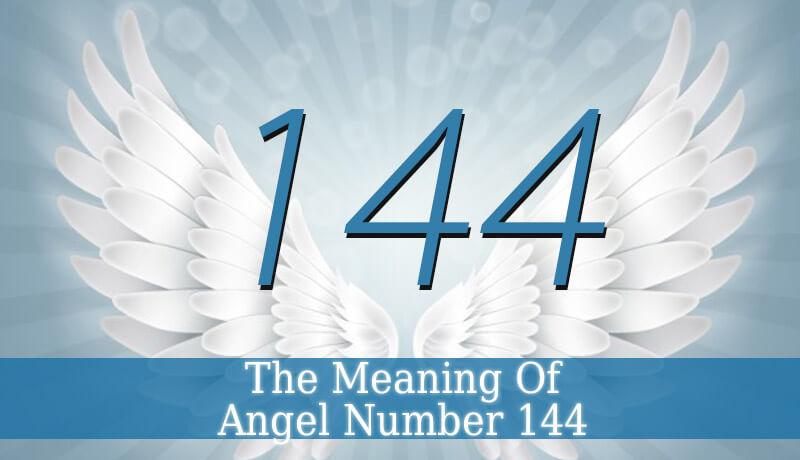 144 Angel Number