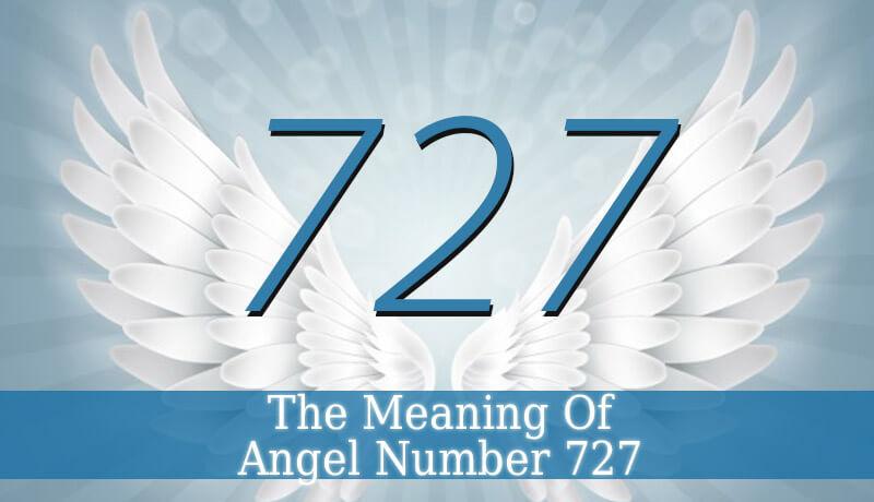 Angel Number 727